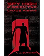 Spy High Mission Two: Chaos Rising