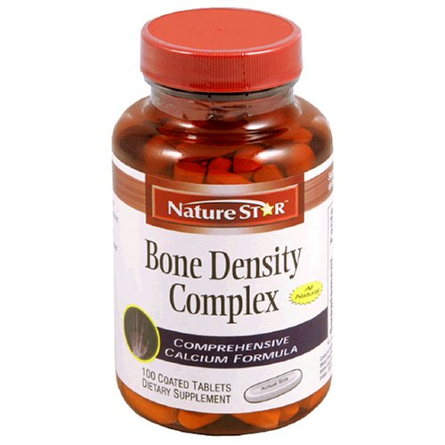 Amazon.com: naturestar de densidad ósea Complejo Suplemento ...