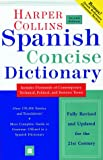 HarperCollins Spanish Dictionary, HarperCollins Publishers Ltd. Staff, 0060956925