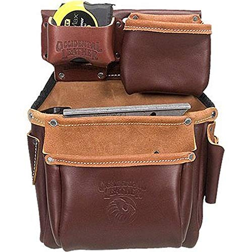(Occidental Leather 5525 Big Oxy Fastener Bag)