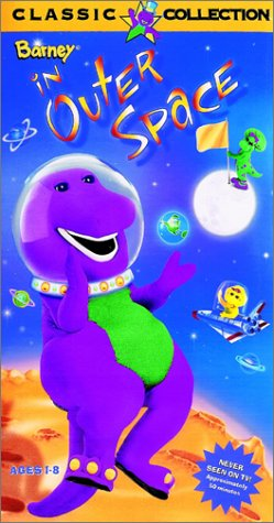 Barney - Barney in Outer Space -