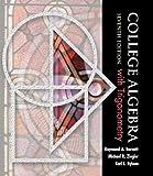 College Algebra with Trigonometry 9780072412185
