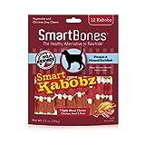 Smartbones Sbk-02823 Kabobz, Pet Chew Treats (12 Pack), One Size Review