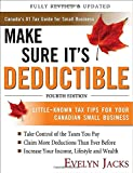 Make Sure It's Deductible: Little-Known Tax Tips for Your Canadian Small Business