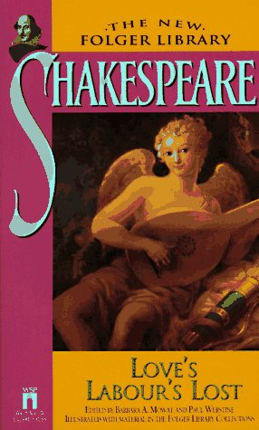 Love's Labor's Lost (New Folger Library Shakespeare)