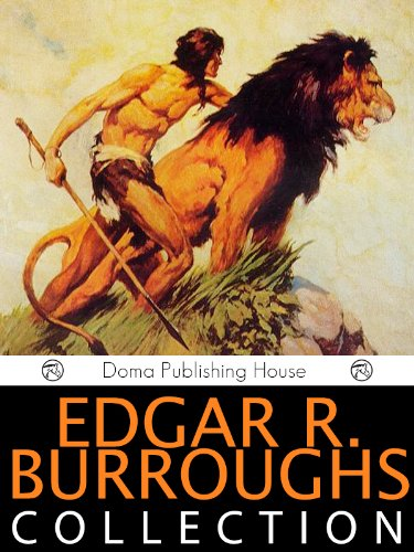 Edgar Rice Burroughs Anthology, 24 Works: A Princess of Mars, Tarzan of the Apes, The Return of Tarzan, The Gods of Mars, The Warlord of Mars, Tarzan the Untamed, Thuvia-Maid of Mars, MORE!