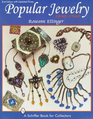Costume Jewelry San Diego (Popular Jewelry, 1840-1940)