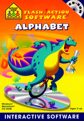 - Alphabet Interactive Software: Windows Macintosh : Ages 3-Up (School Zone Interactive Flash Action Software)