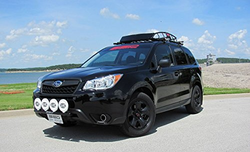 Fits 2014 2017 Subaru Forester 2 5 Rally Light Bar Bull