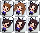 Product review for [SET of 6] T-ara - Bo Peep KPOP Handmade Doll Keychains