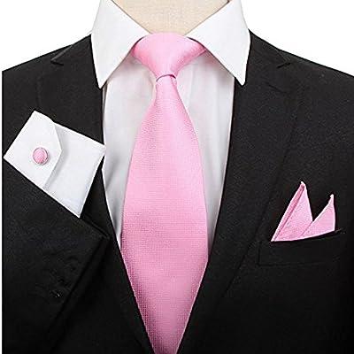 Easy Go Shopping Traje de Corbata para Hombre Pañuelo Oscuro a ...