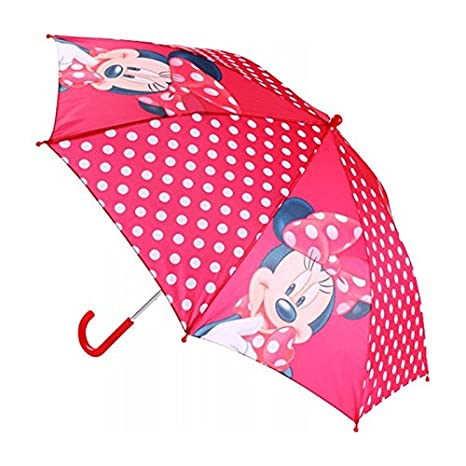 Legler - De Niño con el Paraguas de Disney Minnie Mouse