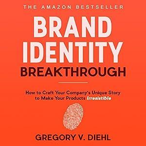 Brand Identity Breakthrough Audiobook