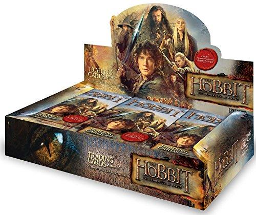 Hobbit Desolation of Smaug Trading Cards Box by Cryptozoic Entertainment by Cryptozoic Entertainment