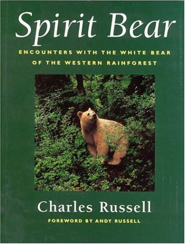Download Spirit Bear: Encounters with the White Bear of the Western Rainforest ebook