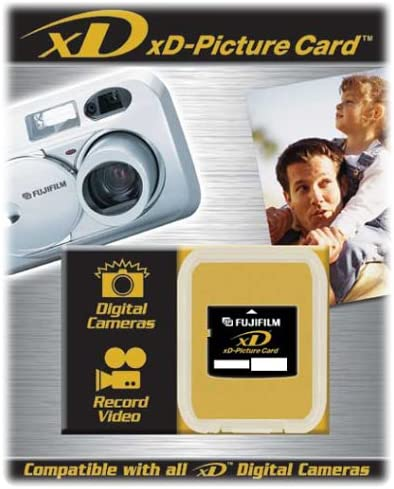 Amazon.com: Fujifilm XD Picture Card de 256 MB, tipo M ...