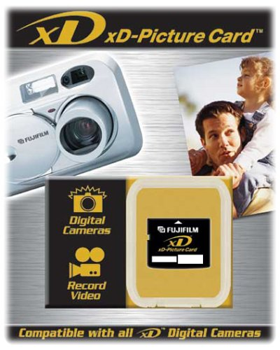 Fujifilm 1 GB xD-Picture Card Flash Media Type M (600002298) by Fujifilm