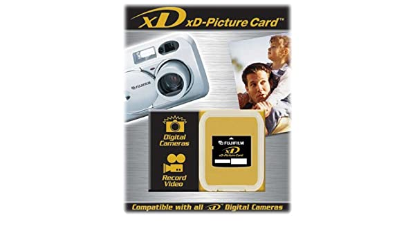 Fujifilm 1 GB XD-Picture Card Memoria Flash - Tarjeta de ...