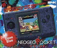 Neo Geo Pocket color Console - Stone Blue- PAL