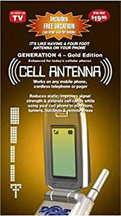 Review Cell Phone PDA Antenna