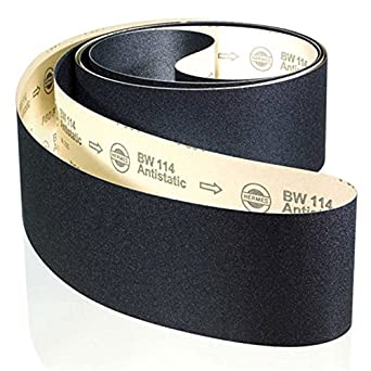 25 x 2000 Ceramic 4 belts Various abrasive types grit sizes and dimensions Clearance prices only. S Sanding and surface conditioning belts