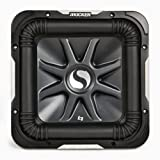"Best Kicker Sound Quality Speakers - Kicker 8"" Solo-Baric L7 Car Subwoofer 4 OHM Review"