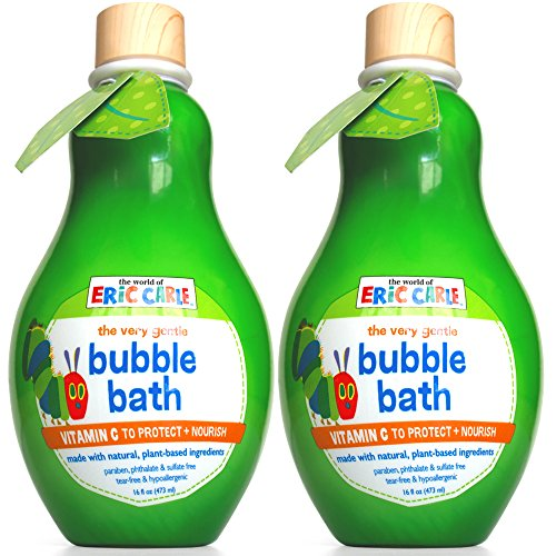 Eric Carle The Very Gentle Bubble Bath 16 oz. 2 pack