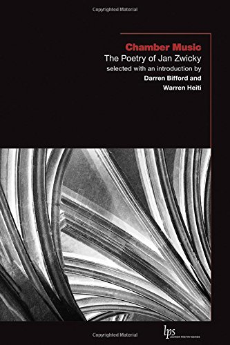 Chamber Music: The Poetry of Jan Zwicky (Laurier Poetry) by Wilfrid Laurier University Press