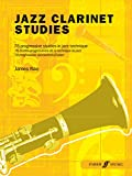 img - for Jazz Clarinet Studies (Faber Edition) book / textbook / text book