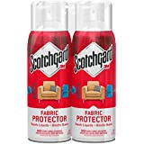 Scotchgard 4106D-2PK  Fabric & Upholstery Protector, 2 Cans, 10-Ounce
