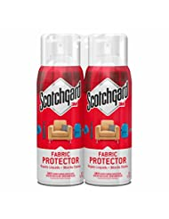 Scotchgard Fabric & Upholstery Protector, 2 Cans, 10-Ounce