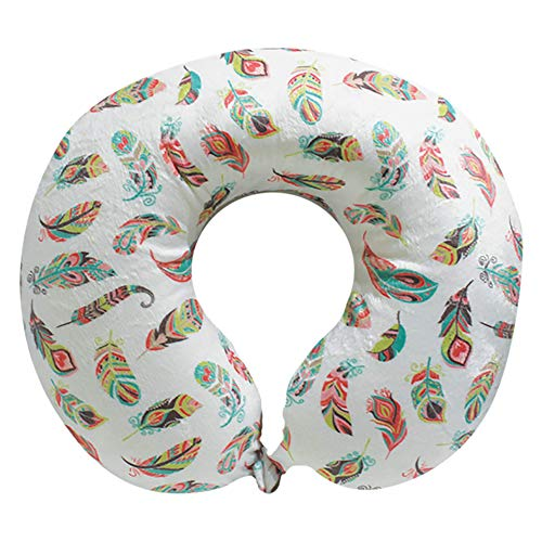 Bon Voyage Classic Memory Foam Travel Neck Pillow Black | Grey | Navy | Arrows | Cactus | Breast Cancer | Flash | Feathers | Eyes | Llama | London | New York | Paris | Watermelon (Day Trips From New York Without A Car)