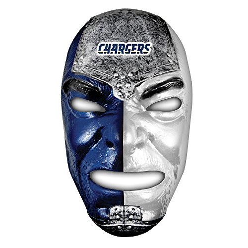 Franklin Sports NFL Los Angeles Chargers Football Fan -