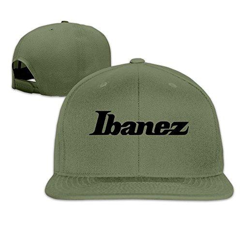 QWERT Unisex IBANEZ GUITAR Flat Billed Cap Baseball-caps 1 Size - Prestige Sunglasses