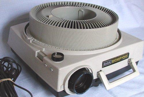- Kodak Ektagraphic Slide Projector B-2