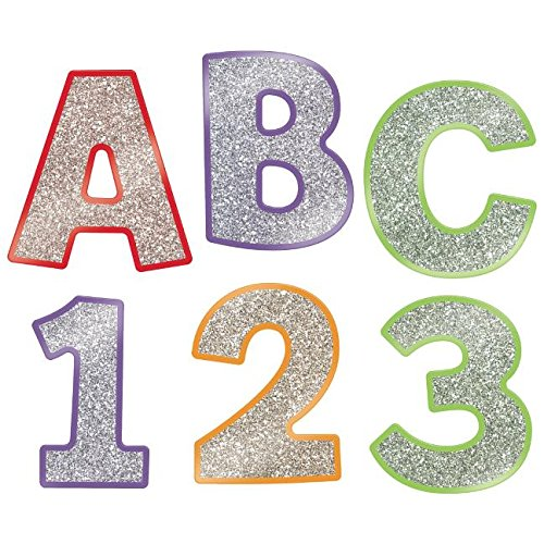Sparkle and Shine Colorful Glitter Combo Pack Ez Letters (Shine Pack)
