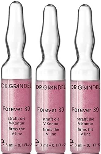 Dr. Grandel Forever 39 Ampoule 3 X 3ml . For a Youthful, Firmed Facial Contour