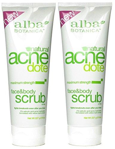 Alba Botanica ACNEdote Scrub Ounces product image