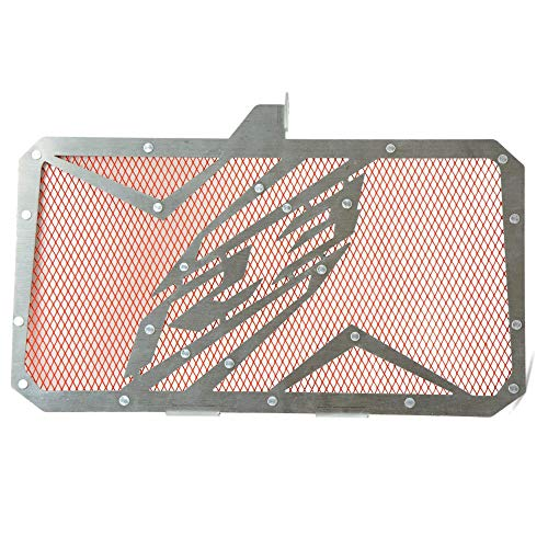 CHUDAN YAMAHA YZF R3 Radiator grille Stainless steel radiator radiator cover Radiator Guard Radiator Guard,Red: Amazon.co.uk: Sports & Outdoors