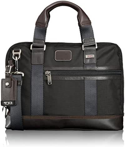 Tumi Alpha Bravo Earle Compact Brief