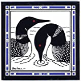 LOONS IN LAKE TILE – WALL PLAQUE – TRIVET WL-3 Review