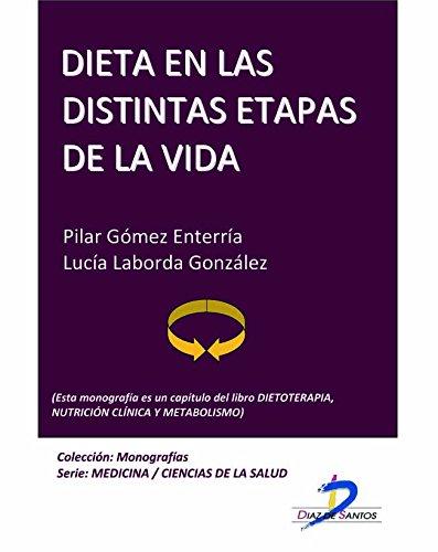 Descargar Libro Dieta En Las Distintas Etapas De La Vida : 1 Lucia Laborda González