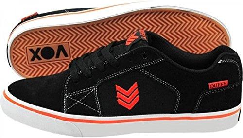 Vox Skateboard Shoes Duffy Black/Orange