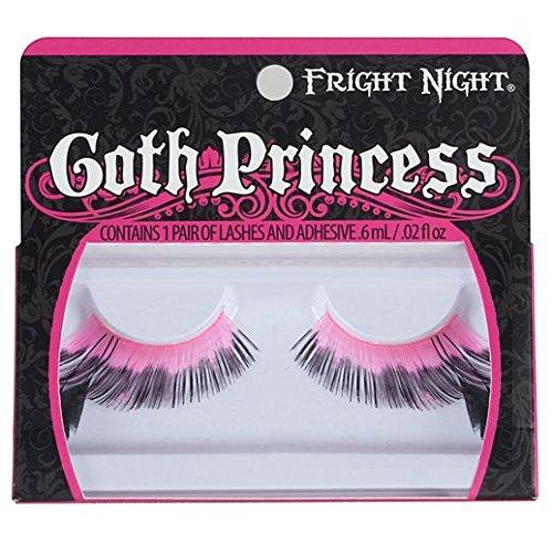 Fancy Face Paint Color Halloween Goth Princess False -