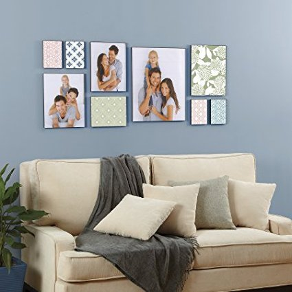 (Mainstays 8.5x11 Document Format Picture Frame, Set of 6)