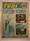 TV Century 21 #156 Jan. 13 1968 Captain Scarlet Mr. Magnet Fireball XL5