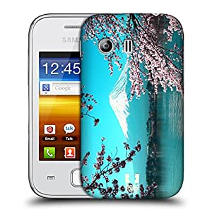 Head Case Designs Mount Fuji Japan Best of Places Protective Snap-on Hard Back Case Cover for Samsung Galaxy Y S5360
