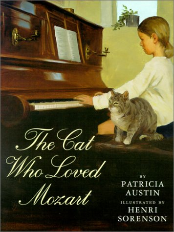 (The Cat Who Loved Mozart )