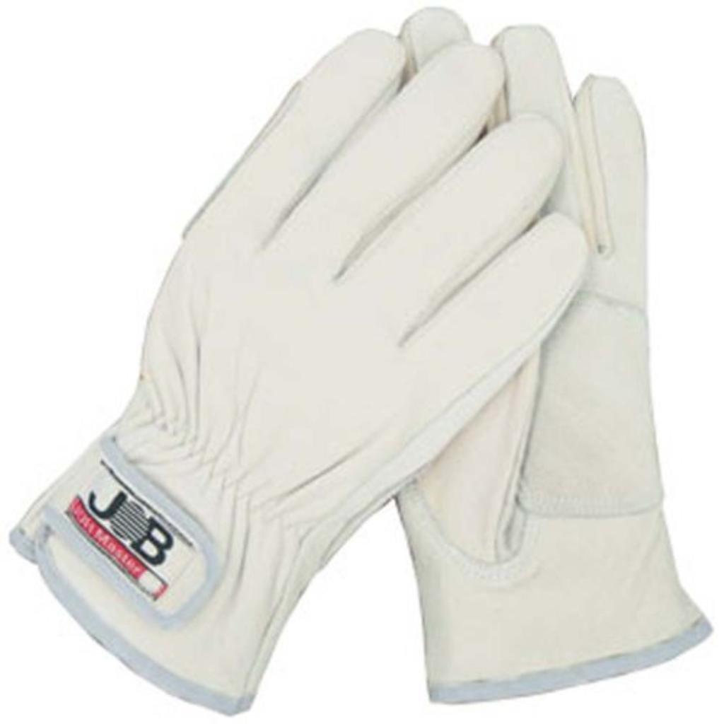 N420 重ね油背縫い (手の平二重) 皮手袋 Lサイズ 10双組 B01N2WYYG4 Lサイズ