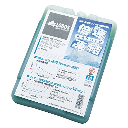[Logos (LOGOS) refrigerant speed freezing sub-zero pack M 81660642] (Sub Zero Costumes For Kids)